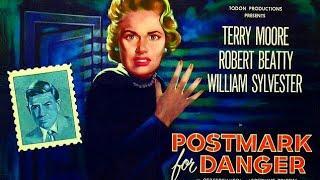 Postmark for Danger - British Crime Drama - Full Movie - 1958