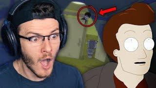 4 Creepy True Horror Stories ANIMATED...  (REACTING TO TRUE STORY ANIMATIONS)
