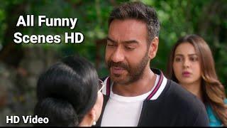 De De Pyar De All Comedy Scenes, Rakul Preet Singh and Ajay Devgan Best Comedy Scenes Full Videos
