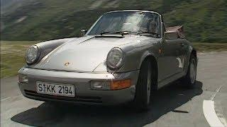 Porsche Historic Footage – Porsche 911 Type 964 (1989-1993)