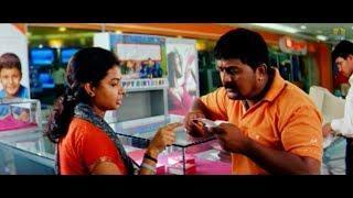Sangama - Catching Sweety in Mall | Golden Star Ganesh Comedy Movie Scene