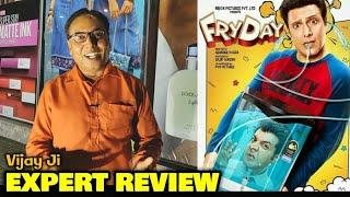 Vijay Ji EXPERT REVIEW On FRYDAY | Comedy Movie | Govinda, Varun Sharma, Digangana | Public Review