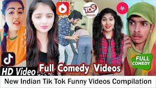 Full Comedy | New Indian Tik Tok Funny Videos Compilation | Vigo Video Funny