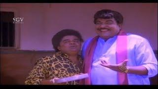 ಬಾರೋ ಅಪರೂಪದ ಮುಳ್ಳು ಹಂದಿ | Dwarkish  | Doddanna | Kannada Movie Comedy Scenes