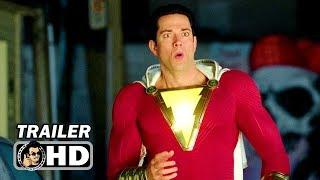 "SHAZAM ""Meet Shazam"" Trailer Featurette NEW (2019) DCEU Superhero Movie HD"