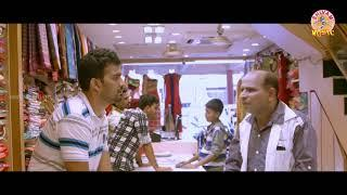 Aravind bolar shopping comedy  Scene  Thottil   Aravind Bolar   Umesh Mijar