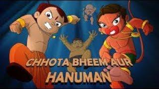 Chhota bheem aur hanuman new full movie in hindi HD 2019 | Sudhanshu editing