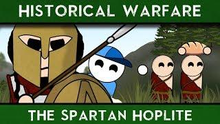 Historical Warfare: The Spartan Hoplite