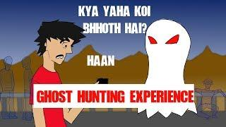 SCARY STORY- Talking To Ghosts (animated in Hindi)