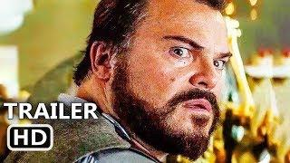 THE HOUSE WITH A CLOCK IN ITS WALLS Trailer # 2 (NEW 2018) Jack Black Fantasy Movie HD