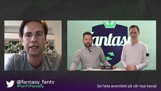 FanTV Fantasy S02: Gameweek 16