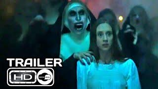 THE NUN Scary Tv Trailer | New 2018 | The Conjuring Horror Movie HD