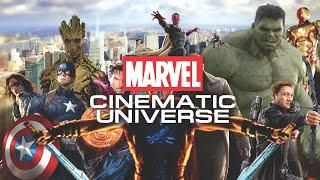 The Marvel Cinematic Universe: A Film Lover's Fantasy