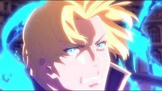 Top 10 Fantasy/Action Anime