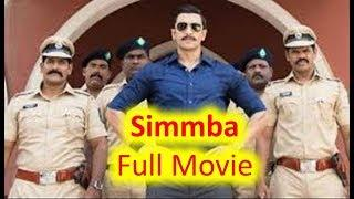 Simmba Full Movie | simba full movie hd | simba movie in Hindi