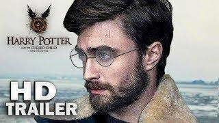 Harry Potter and the Cursed Child Teaser Trailer (2019) Daniel Radcliffe Wizard Fantasy Concept HD