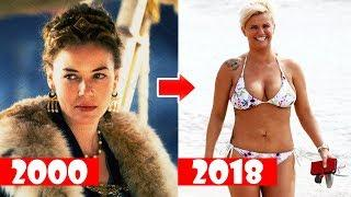 Gladiator (2000) Actors -Then and Now ★2018