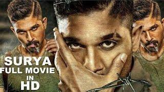 (2019) Surya full movie hindi dubbed allu arjun
