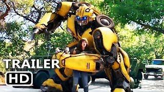 "BUMBLEBEE ""Surrounded by Soldiers"" Clip Trailer (2018) John Cena Movie HD"