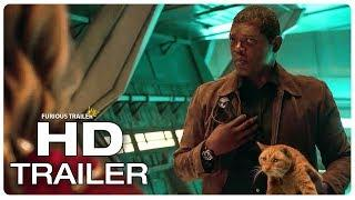 CAPTAIN MARVEL Gives Nick Fury Orders Trailer (NEW 2019) Superhero Movie HD