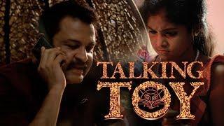 Talking toy  - A Fantasy  Short Film 2K [With English Subtitle] Krishnakumar    Vaiga K Sajeev