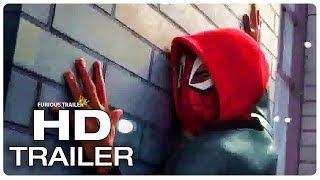 SPIDER-MAN- INTO THE SPIDER-VERSE Peter is a Bad Teacher Trailer (NEW 2018) Superhero Movie HD