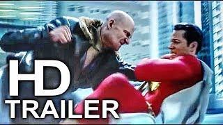 SHAZAM Trailer #2 NEW EXTENDED (2019) Superhero Movie HD