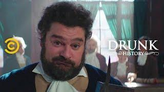 Hamilton, Jefferson or Adams: Was One of the Founding Fathers a Murderer? - Drunk History