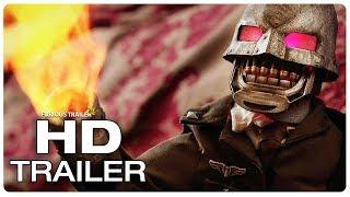 PUPPET MASTER THE LITTLEST REICH Official Trailer (NEW 2018) Horror Movie HD