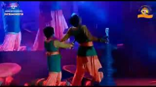 Historical Bahubali Dance - 12th Annual Day Celebration at Nava Bharath School Annur