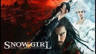 Snow Girl and the Dark Crystal New hollywood adventure fantasy  movie