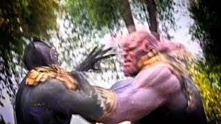 Top 10 Marvel and DC Superhero Fights [2004 - 2018]