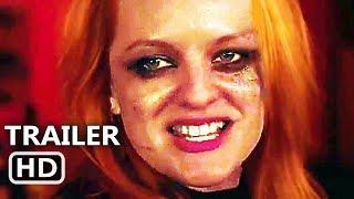 HER SMELL Official Trailer TEASER (2018) Elisabeth Moss, Cara Delevingne Movie HD