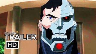 REIGN OF THE SUPERMEN Official Trailer (2019) DC Superhero Movie HD