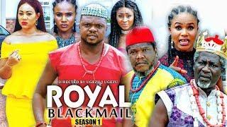 Royal Blackmail Season 1 - (Ken Erics) 2018 Latest Nigerian Nollywood Movie Full HD | 1080p