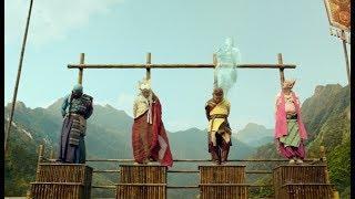 Chinese FANTASY ADVENTURE Movie - Martial Arts Action Movie [ Subtitles ]