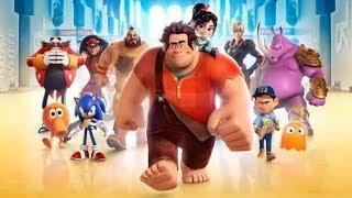 Ralph Breaks the Internet'Full'M.o.v.I.e'2018'Free'Online''