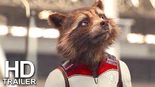 AVENGERS ENDGAME 'Full Team Assembles' Trailer (2019) Marvel, SuperHero Movie HD