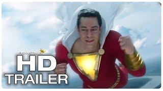 SHAZAM Flying Like Superman Trailer Official (NEW 2019) Superhero Movie HD