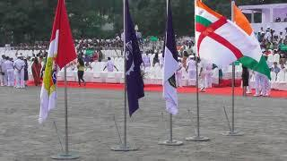 Navy Day celebration at the historical Gateway of India in ...