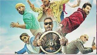 NEw Hindi Comedy Movies 2019 - Anil Kapoor Ajay Devgan & Arshad Warsi