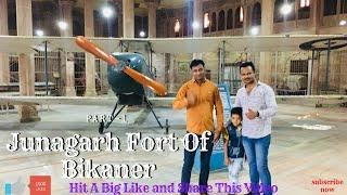 The Junagarh Fort | Bikaner | Historical palace | Episode-1| Anjane Dost |