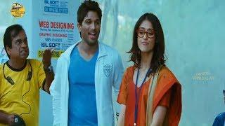 Allu Arjun Telugu Latest Movie Super Comedy Scene | Telugu Comedy | Express Comedy Club