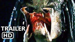 THE PREDATOR Trailer # 2 (NEW 2018) Sci-Fi Action Movie HD