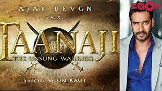 Ajay Devgn starrer film Taanaji's name changed to Tanhaji for THIS reason
