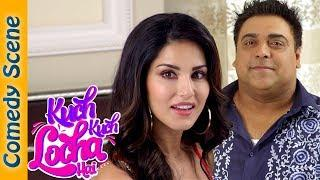 Most Viewed Comedy Scene (HD) - Kuch Kuch Locha Hai Movie - Ram Kapoor - Sunny Leone