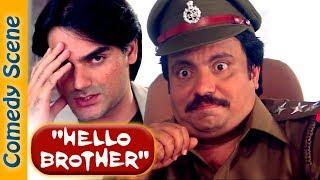 Best Of Comedy Scene - Hello Brother Movie - Salman Khan - Rani Mukerji - #Indian Comedy