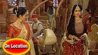 Jhansi Ki Rani TV SHOW || 2 May 2019 || Upcoming TWIST || ON SHOOT LOCATION