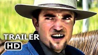 DAMSEL Official Trailer (2018) Robert Pattinson, Mia Wasikowska Movie HD