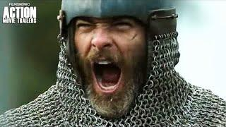 OUTLAW KING (2018) | Trailer for Chris Pine Historical Action Movie